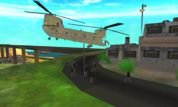 Helicopter Flight Simulator 3D Ekran Görüntüleri - 2