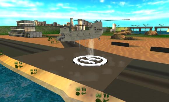 Helicopter Flight Simulator 3D Ekran Görüntüleri - 1