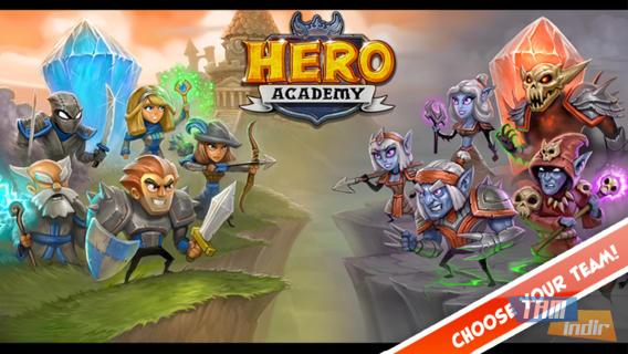 Hero Academy Ekran Görüntüleri - 4