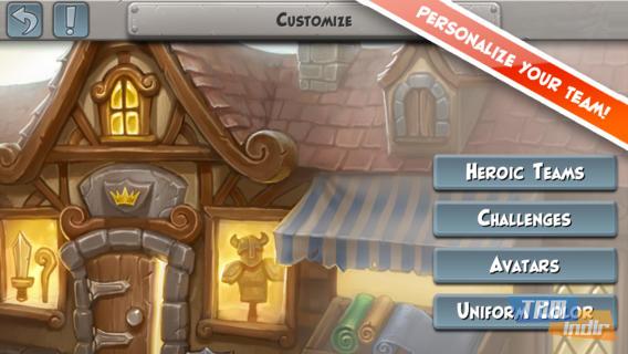 Hero Academy Ekran Görüntüleri - 2