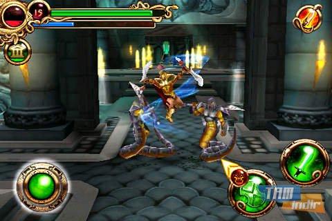 Hero of Sparta Ekran Görüntüleri - 2