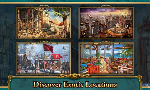 Hidden Object: Mystery Estate Ekran Görüntüleri - 1