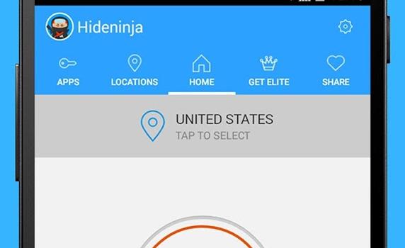 Hideninja VPN Ekran Görüntüleri - 4
