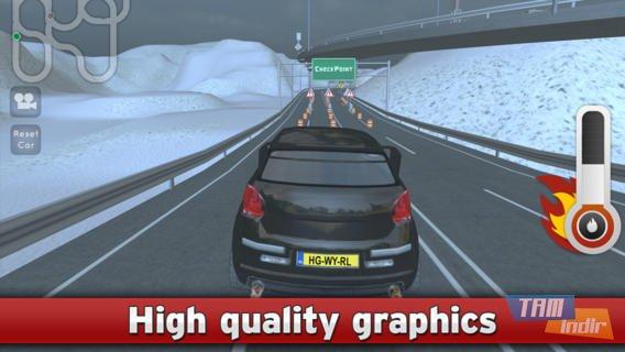 Highway Rally Ekran Görüntüleri - 3