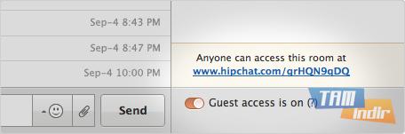 HipChat Ekran Görüntüleri - 6