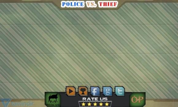 Hırsız Polis 3D Araba Oyunu Ekran Görüntüleri - 4