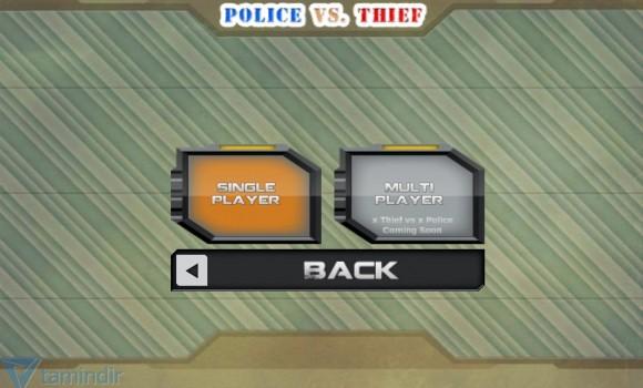 Hırsız Polis 3D Araba Oyunu Ekran Görüntüleri - 3