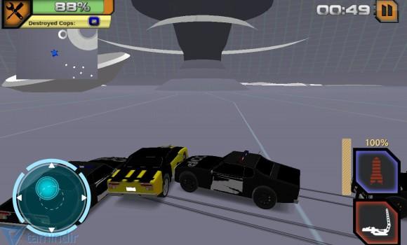Hırsız Polis 3D Araba Oyunu Ekran Görüntüleri - 1