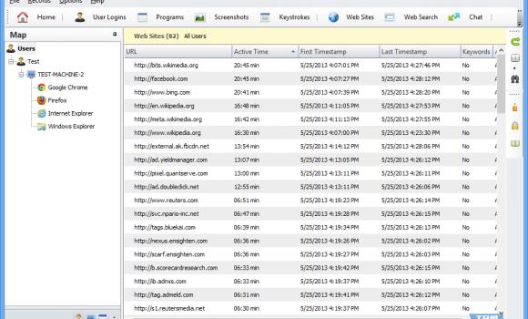 HomeGuard Activity Monitor Ekran Görüntüleri - 2