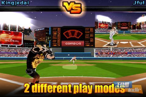 Homerun Battle 3D FREE Ekran Görüntüleri - 4