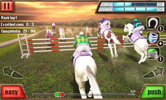 Horse Racing 3D Ekran Görüntüleri - 5