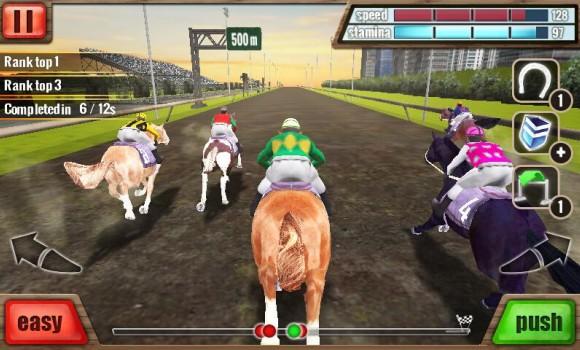 Horse Racing 3D Ekran Görüntüleri - 4