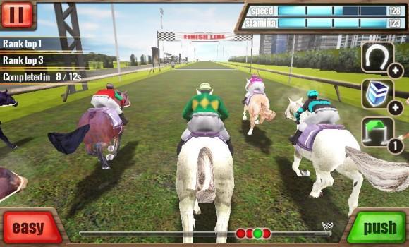 Horse Racing 3D Ekran Görüntüleri - 2