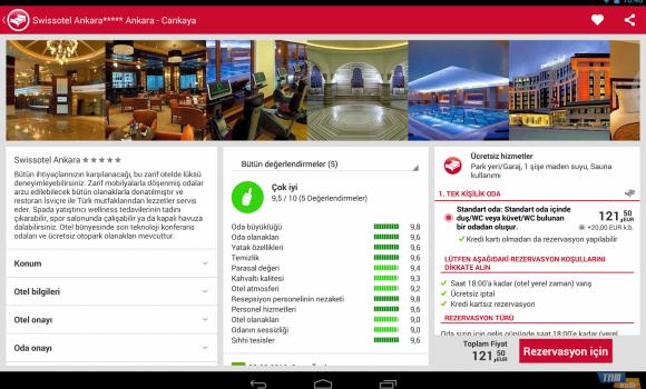 Hotel Search HRS Ekran Görüntüleri - 2