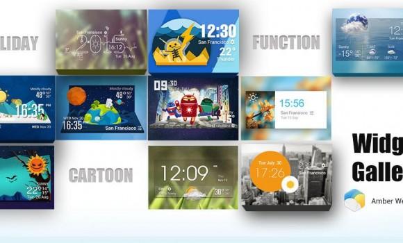 HTC Sense Style Live Weather Ekran Görüntüleri - 3