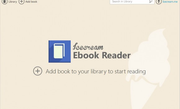 Icecream Ebook Reader Ekran Görüntüleri - 3
