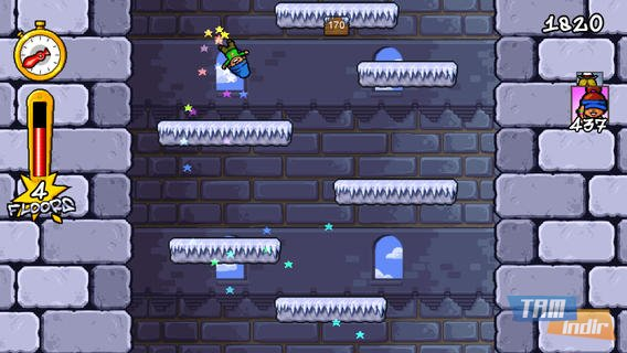Icy Tower Ekran Görüntüleri - 5