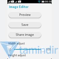 Image Editor Ekran Görüntüleri - 1