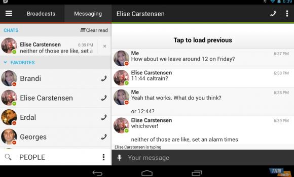 IMO Instant Messenger Ekran Görüntüleri - 2