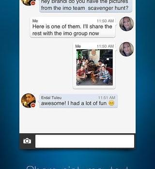 IMO Instant Messenger Ekran Görüntüleri - 1