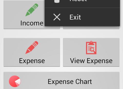 Income Expense App Ekran Görüntüleri - 4