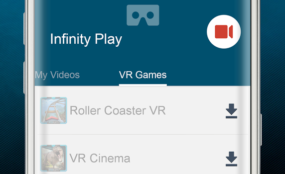 Infinity Play Screen Recorder Ekran Görüntüleri - 2