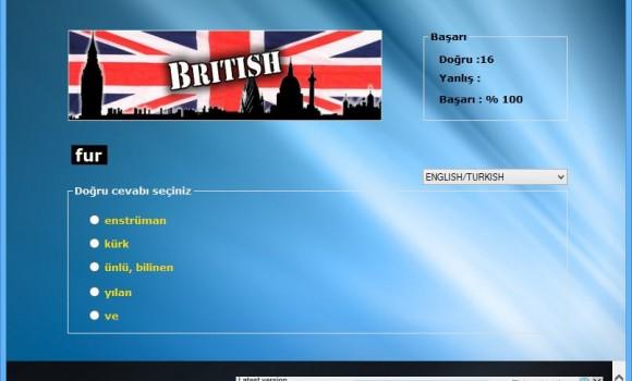 İngilizce Kelime Öğren Ekran Görüntüleri - 1