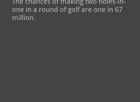 Interesting Facts Ekran Görüntüleri - 3