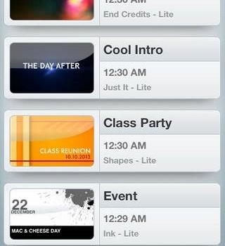 Intro Designer Lite Ekran Görüntüleri - 2