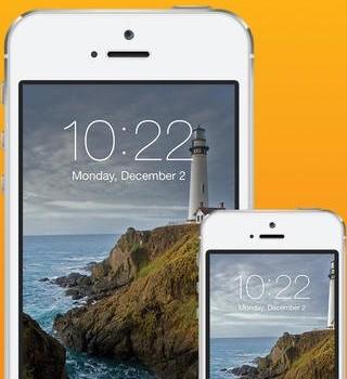 iOS 7 Wallpaper Fix Ekran Görüntüleri - 5