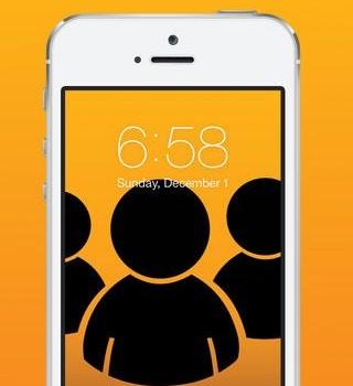 iOS 7 Wallpaper Fix Ekran Görüntüleri - 4