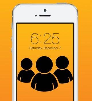iOS 7 Wallpaper Fix Ekran Görüntüleri - 2