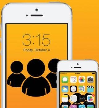 iOS 7 Wallpaper Fix Ekran Görüntüleri - 1