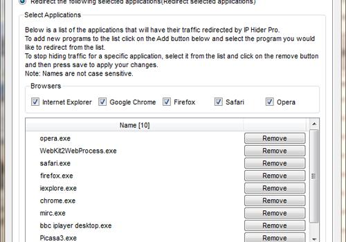 IP Hider Pro Ekran Görüntüleri - 1