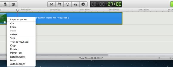 iSkysoft Video Editor Ekran Görüntüleri - 2