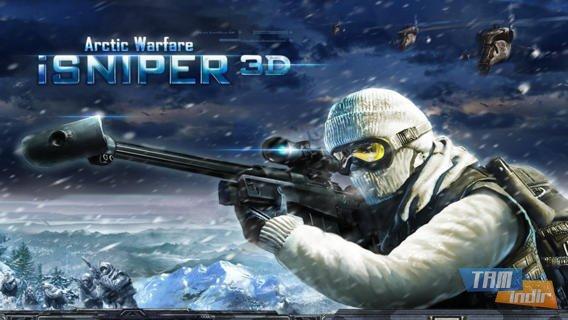iSniper 3D Arctic Warfare Ekran Görüntüleri - 5
