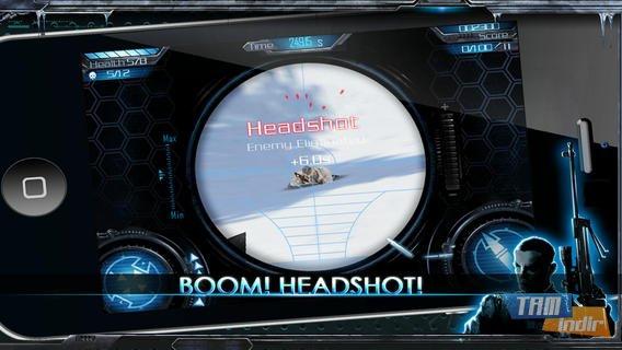 iSniper 3D Arctic Warfare Ekran Görüntüleri - 4