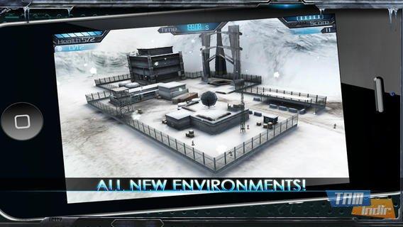 iSniper 3D Arctic Warfare Ekran Görüntüleri - 3
