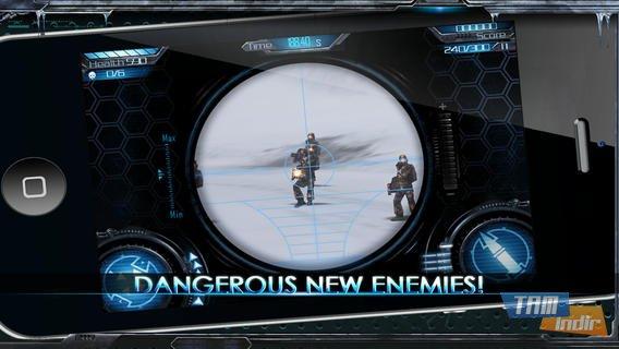 iSniper 3D Arctic Warfare Ekran Görüntüleri - 2