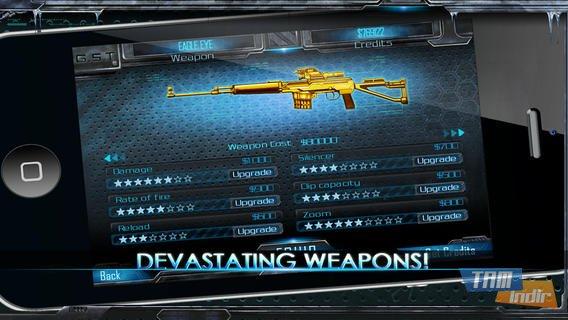 iSniper 3D Arctic Warfare Ekran Görüntüleri - 1