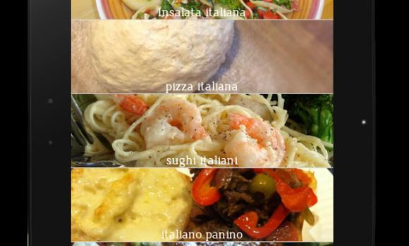 Italian Recipes Ekran Görüntüleri - 4