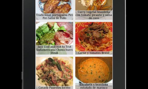 Italian Recipes Ekran Görüntüleri - 3