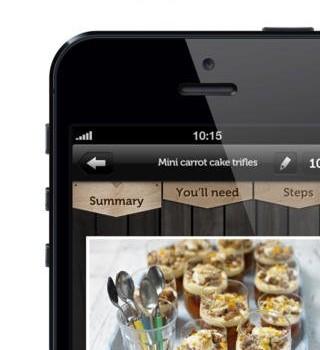Jamie's Recipes Ekran Görüntüleri - 5