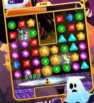Jewel Mania: Halloween Ekran Görüntüleri - 5