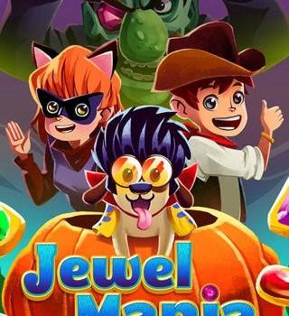 Jewel Mania: Halloween Ekran Görüntüleri - 1