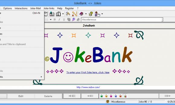 JokeBank Ekran Görüntüleri - 3