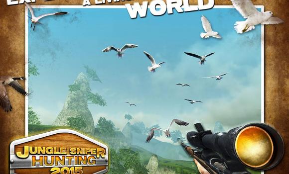 Jungle Sniper Hunting 2015 Ekran Görüntüleri - 5