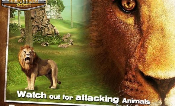 Jungle Sniper Hunting 2015 Ekran Görüntüleri - 1