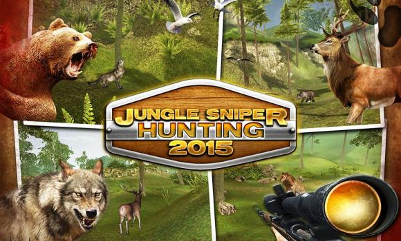 Jungle Sniper Hunting 2015 Ekran Görüntüleri - 2