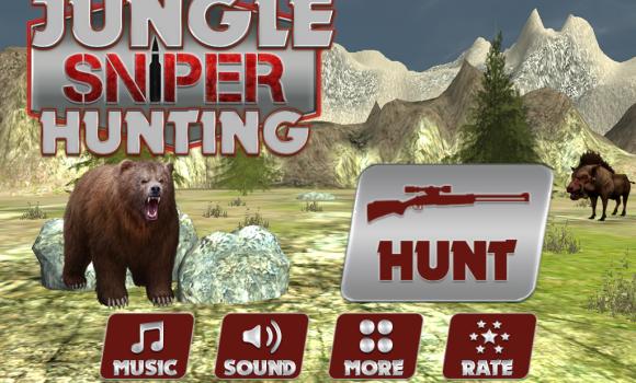 Jungle Sniper Hunting 3D Ekran Görüntüleri - 5